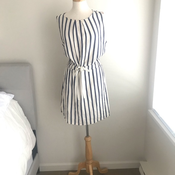 Zara nautical style dress.